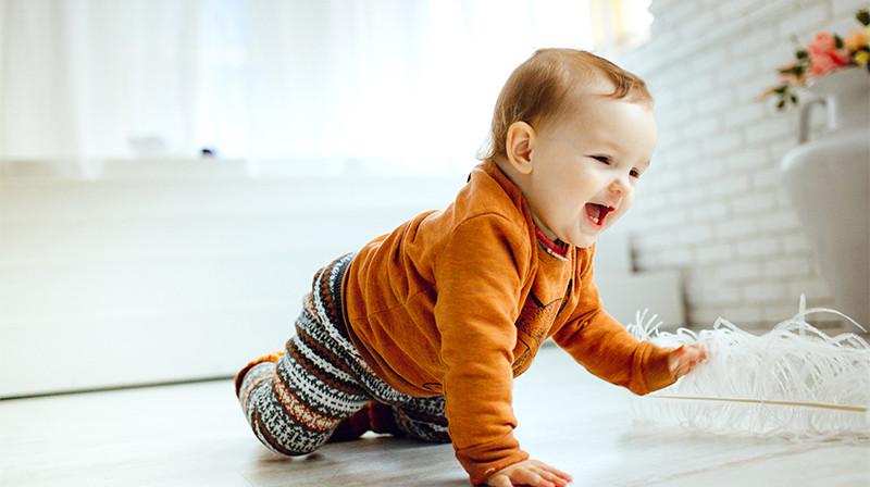 Razvoj bebe po mjesecima