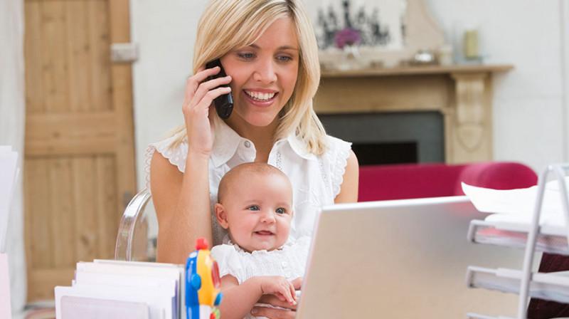 Da li se može birati između djece i posla?