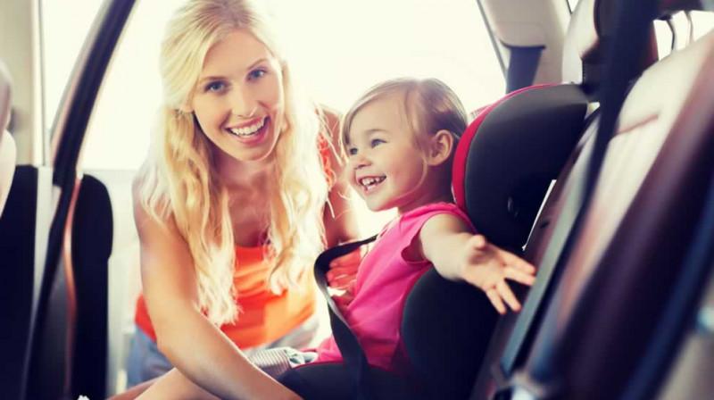 Savjeti pri kupovini autosjedalica za djecu