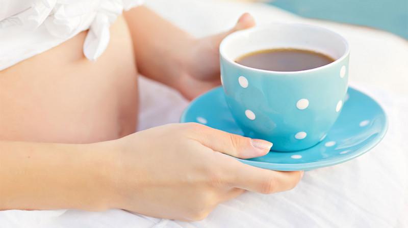 Kafa i slatkiši u trudnoći