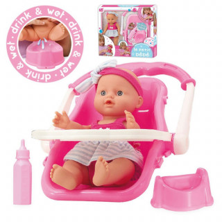 Loko toys,lutka beba sa sjedištem, 29cm