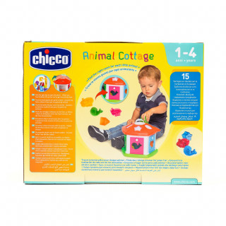 Chicco igračka umetaljka sa životinjama