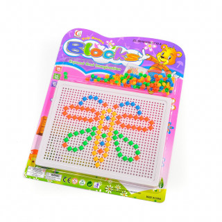 HK Mini igračka bockalice, leptir