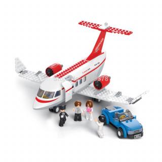 Sluban kocke, putnički avion, 275 kom