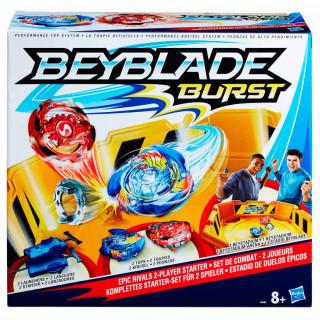 Beyblade epic rivals battle set