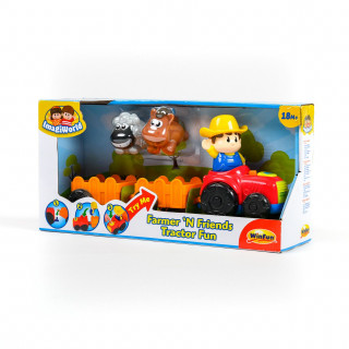 Win fun igračka Farmerski traktor