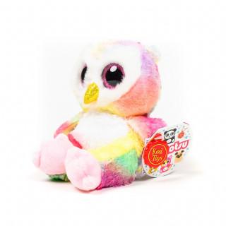Keel Toys plišana igračka Animotsu Sova, 15 cm