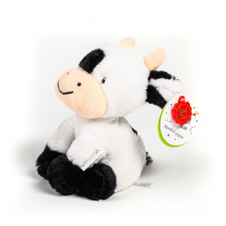 Keel Toys plišana igračka Pippins Kravica, 14 cm