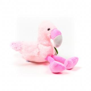 Keel Toys plišana igračka Pippins Flamingo, 14 cm