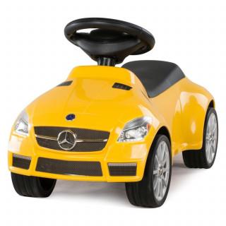 Rastar guralica Mercedes SLK 55 - žut, crv, bijel