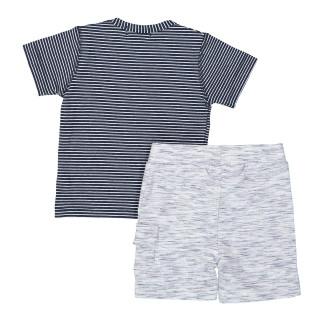 Dirkje komplet (majica k.r i šorts),dečaci 56