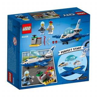 Lego City Sky Police Jet Patrol