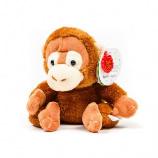 Keel Toys plišana igračka Pippins Orangutan 14 cm