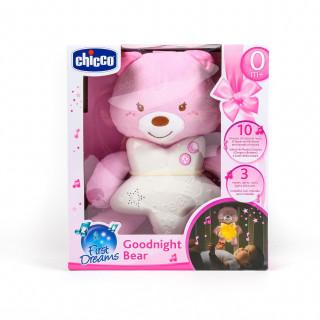 Chicco Goodnight roze medo