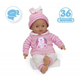 Loko toys,lutka beba sa funkcijama, 36 zvukova