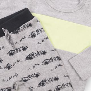 Dirkje komplet 3/1 (majica,duks, d.dio), dječaci