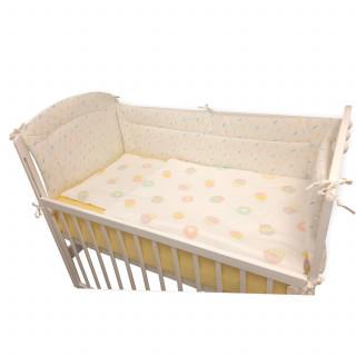 Lillo&Pippo punjena posteljina Slatkiši