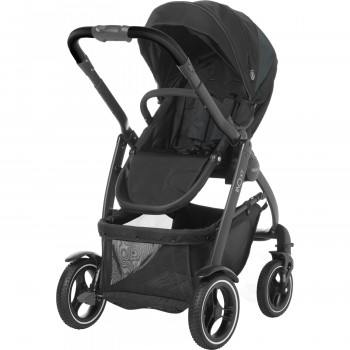 Graco kolica Evo XT black/grey