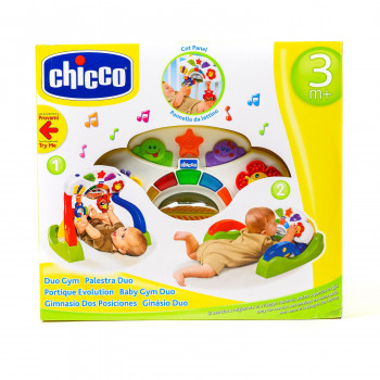 Chicco baby gimnastika Duo Gym