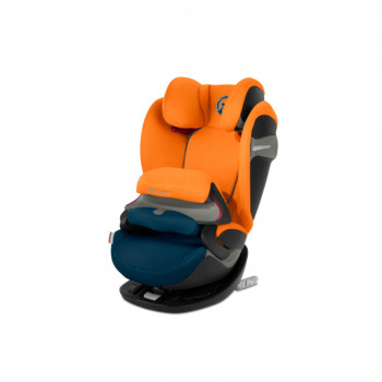 Cybex a-s (9-36kg) Pallas S fix Tropical Blue