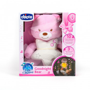 Chicco Goodnight roze medo
