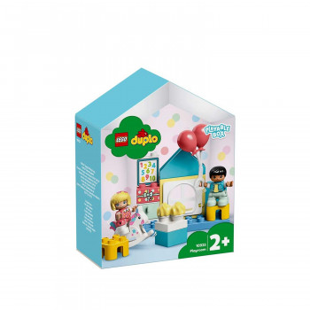 Lego Duplo town playroom