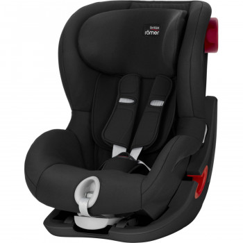 Britax Romer as King II LS 1 (9-18kg),Cosmos Black