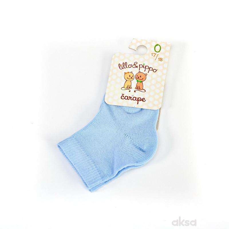 Lillo&Pippo sokne 108-B,plava,00