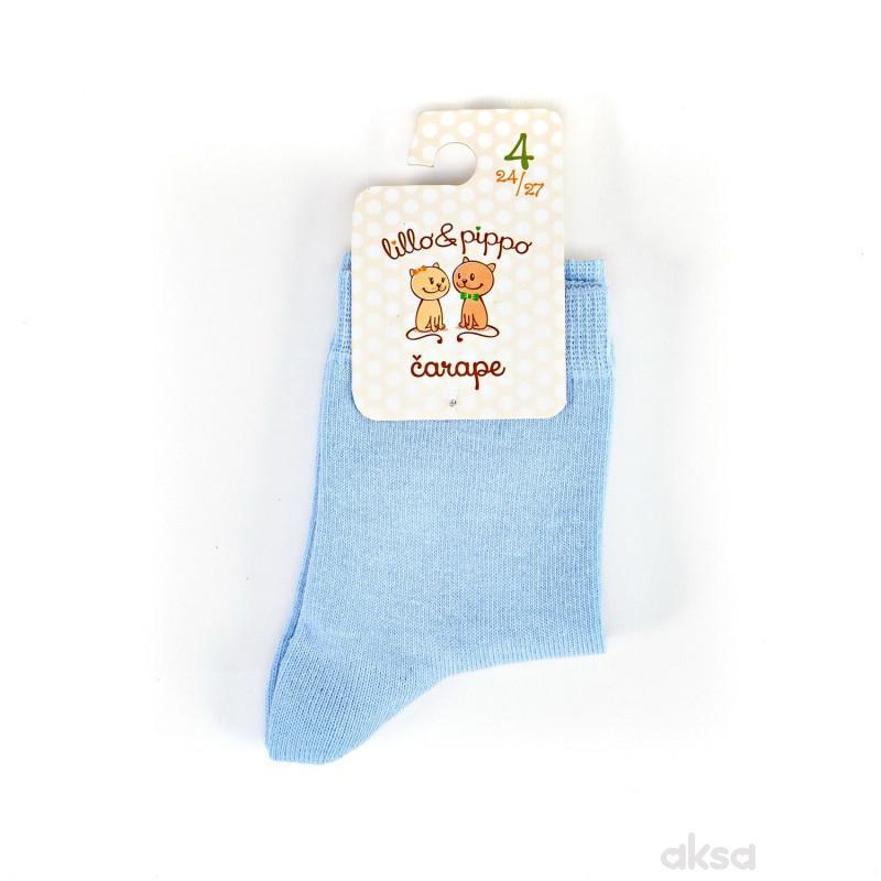 Lillo&Pippo sokne 108-B,plava,4