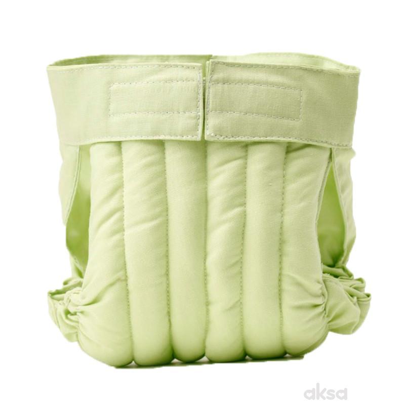 Beluga pelene za široki povoj,zelena