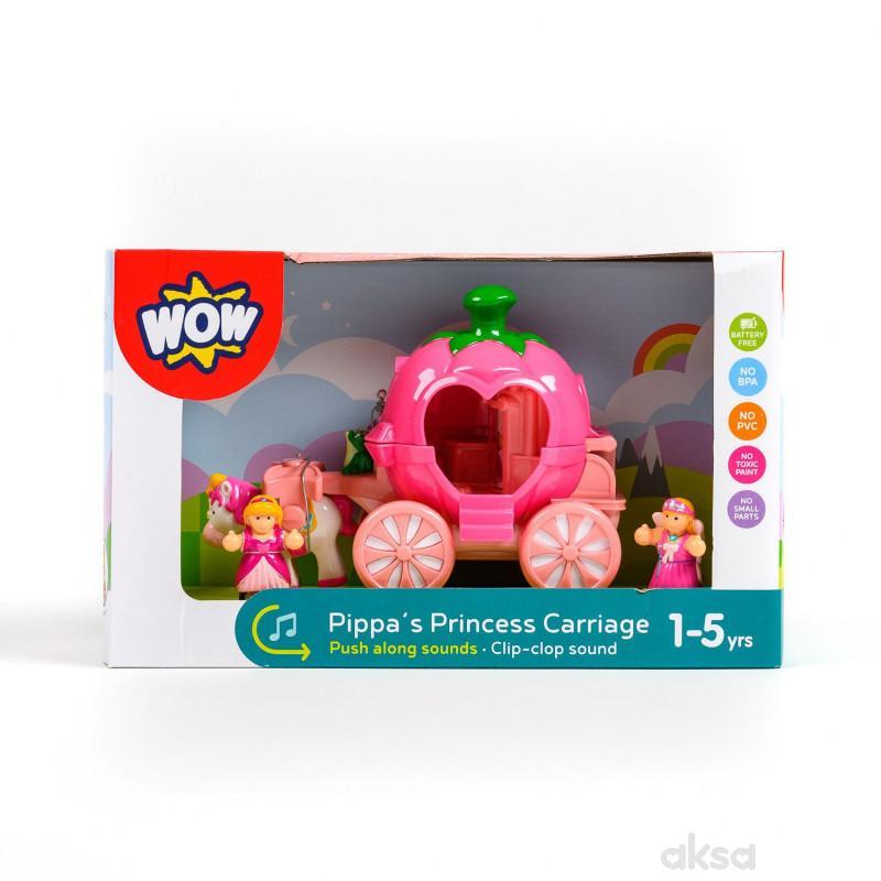 Wow igračka kočija Pippas Princess Carriage