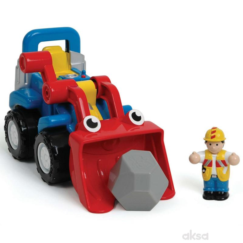 Wow igračka bager Lift-it Luke