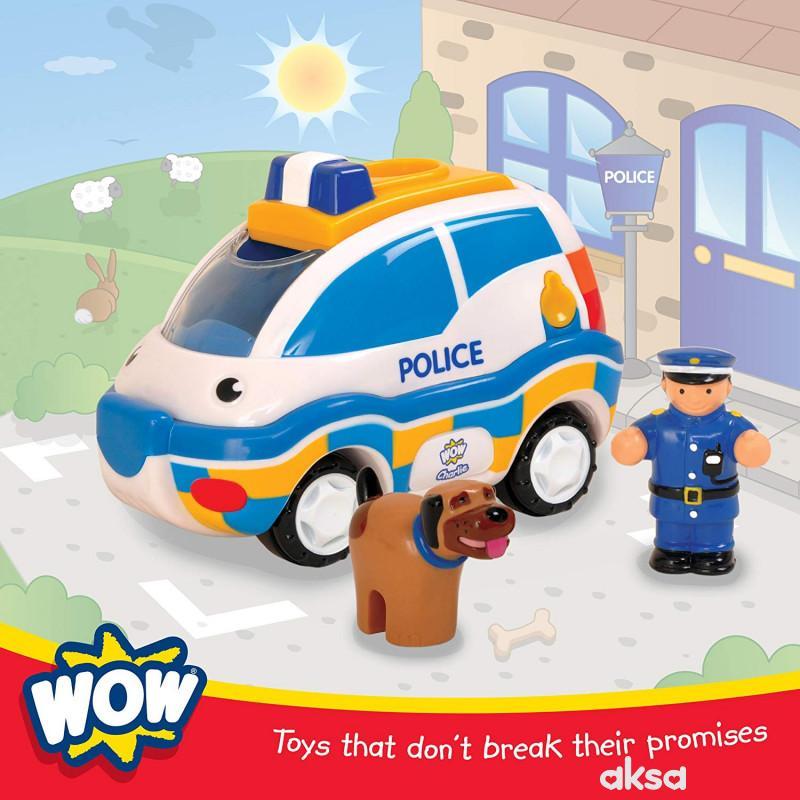 Wow igračka policijska patrola Police Chase C
