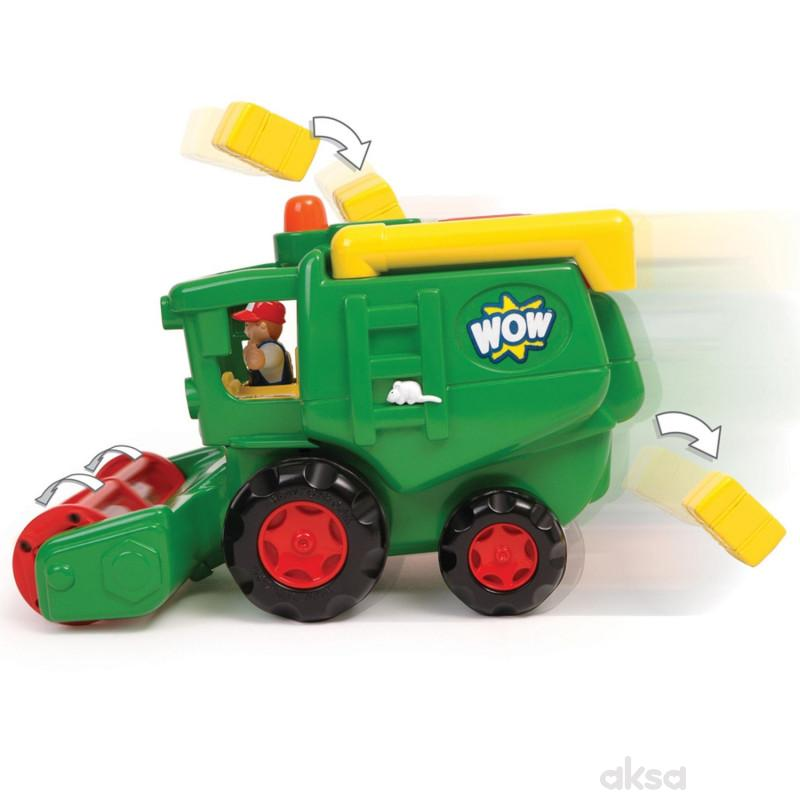 Wow igračka kombajn Harvey Harvester