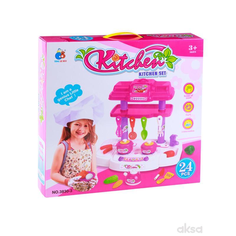 Hk Mini igračka Kuhinjski set