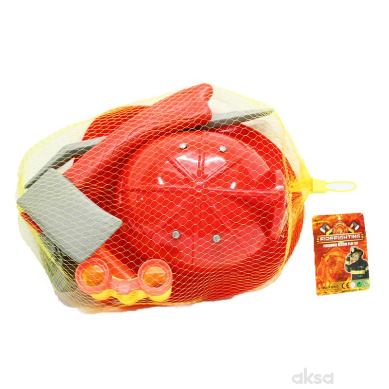 Qunsheng Toys, igračka, vatrogasac set