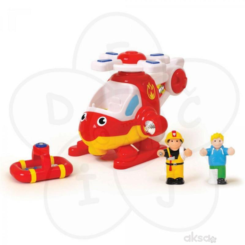 Wow igračka vatrogasni helikopter Fire Rescue Rory