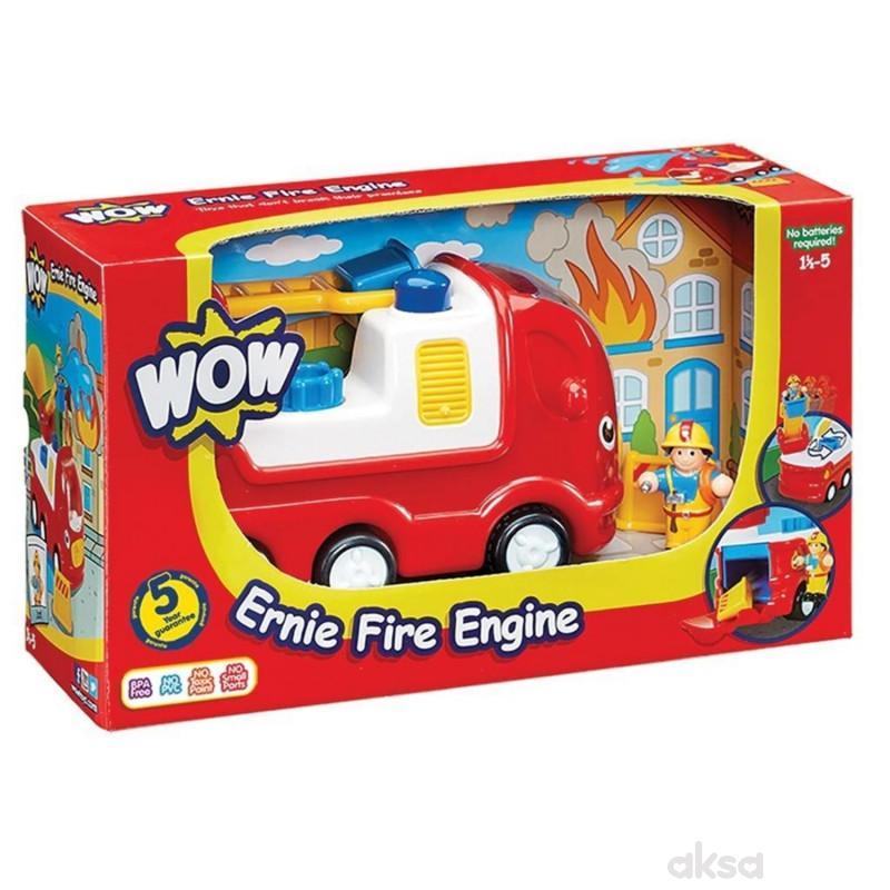 Wow igračka vatrogasac Ernie Fire Engine