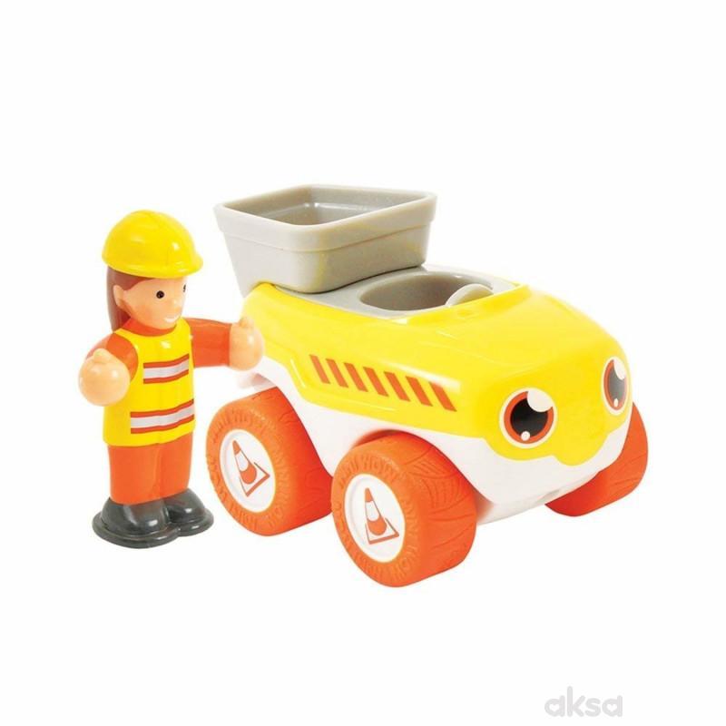 Wow igračka mini Jax the Dump Truck