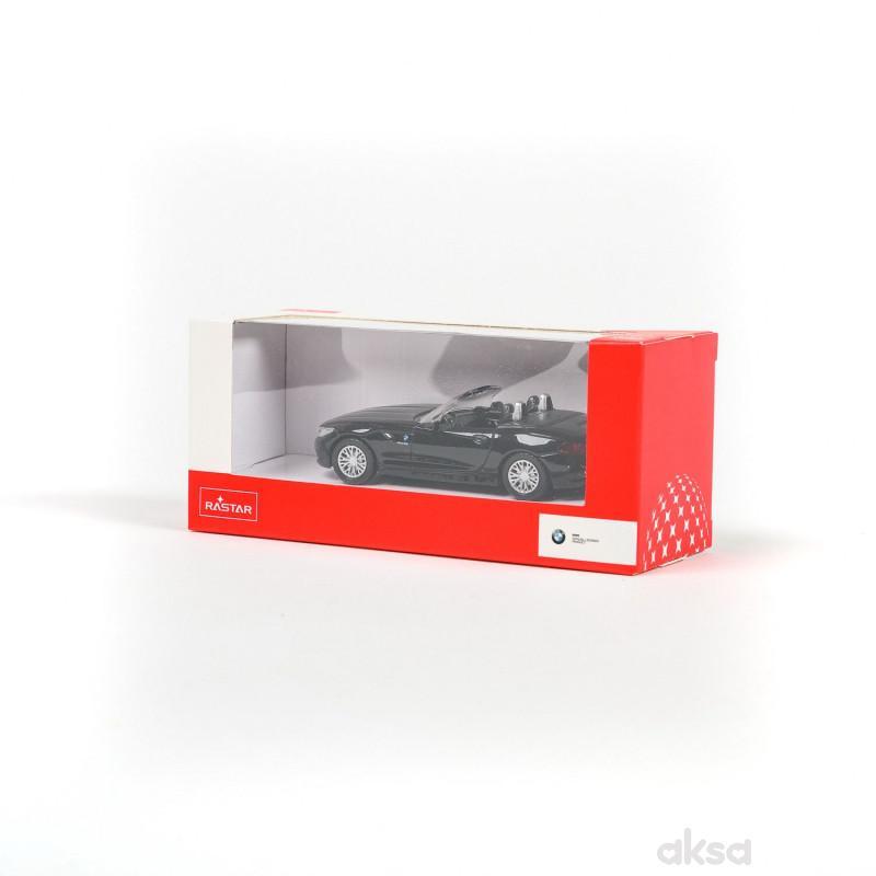 Rastar automobil BMW Z4 1:43 - crn