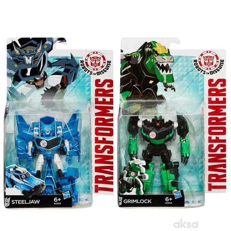 Transformers figure prerušeni roboti