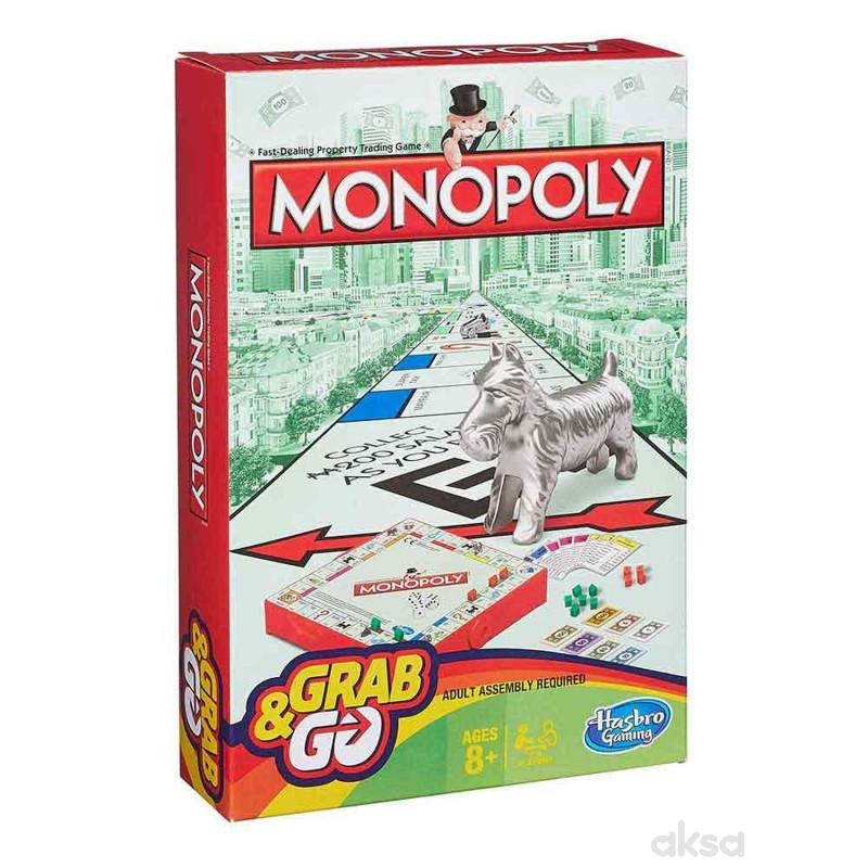 Monopol društvena igra travel