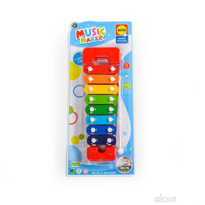 Hk Mini igračka ksilofon