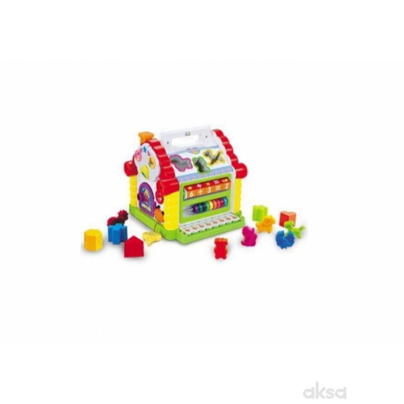 Huile toys, muzička umetaljka sa životinjama