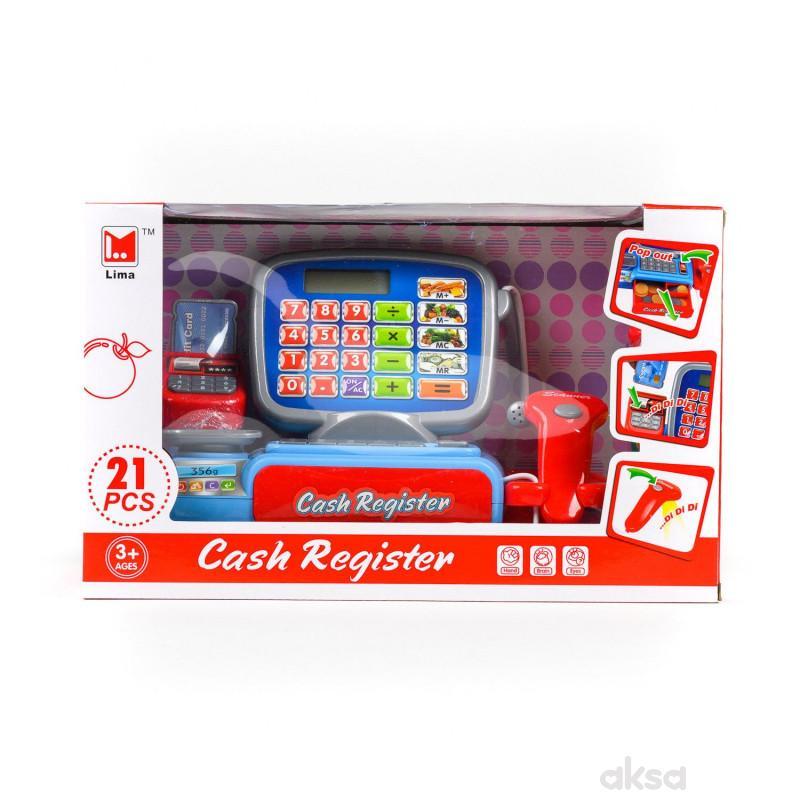 Hk Mini igračka kasa