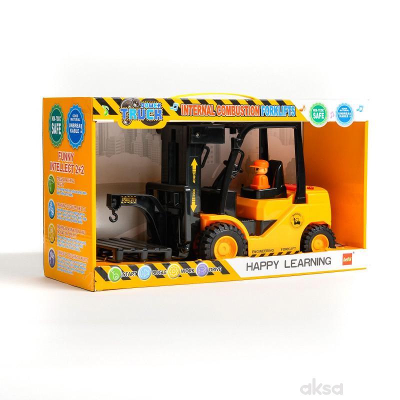 HK Mini igračka, frikcioni kamion - viljuškar