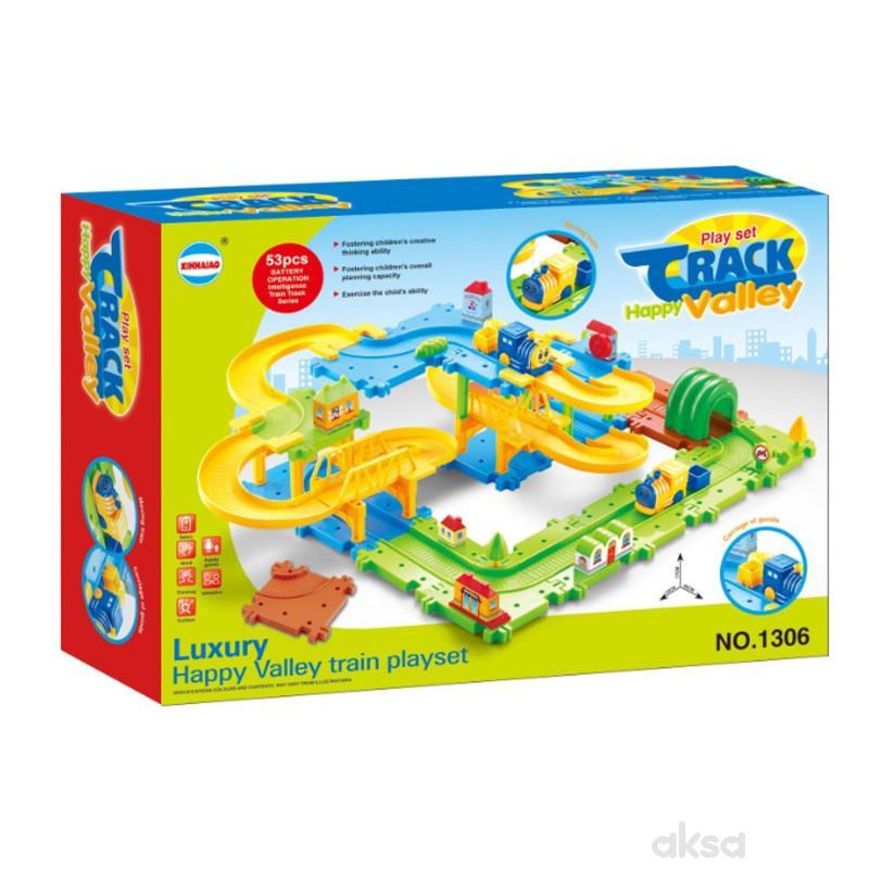 HK Mini igračka, vozni park - sretna dolina
