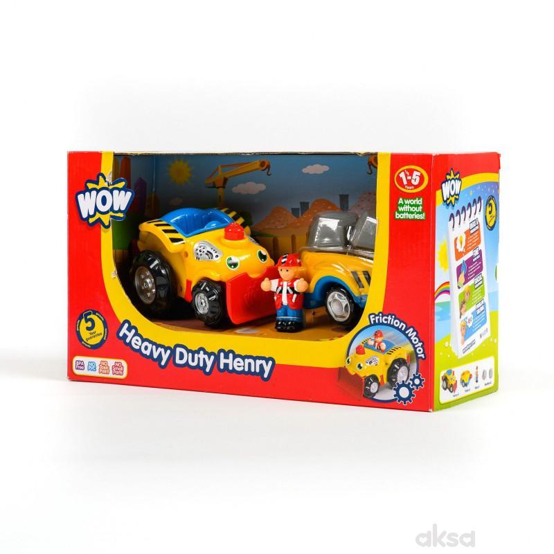 Wow igračka bager Heavy Duty Henry