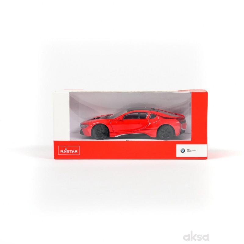Rastar automobil BMW i8 1:43