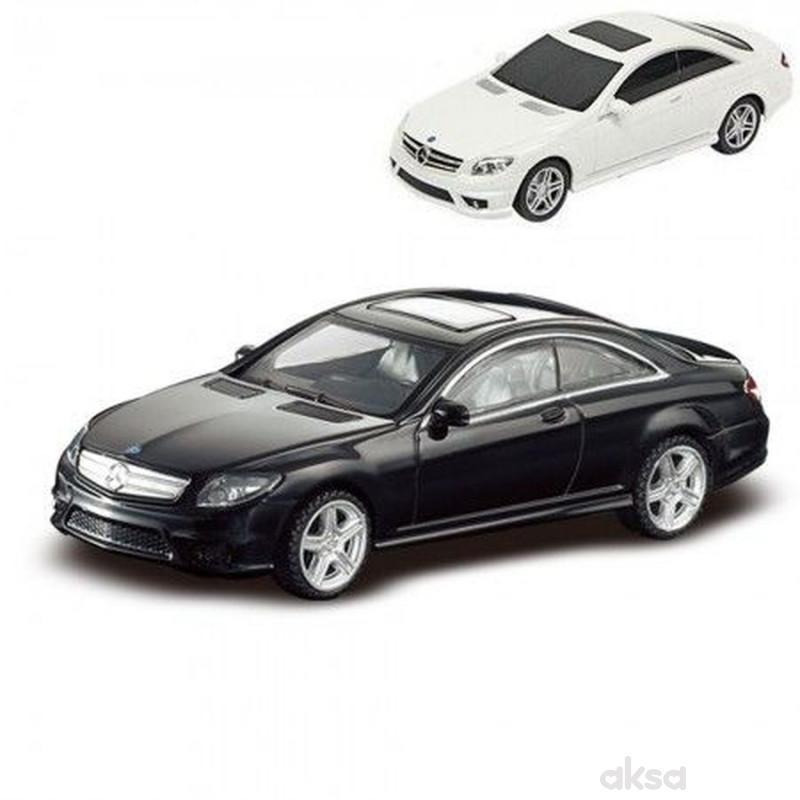 Rastar automobil Mercedes CL63 1:43